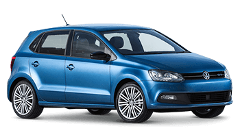 Rental Volkswagen Polo 2018