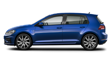 Rental Volkswagen GOLF 2018