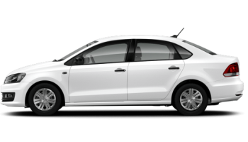 Rental Volkswagen Polo Sedan 2016