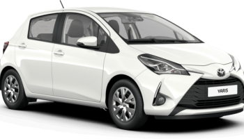 Rental Toyota Yaris 2020