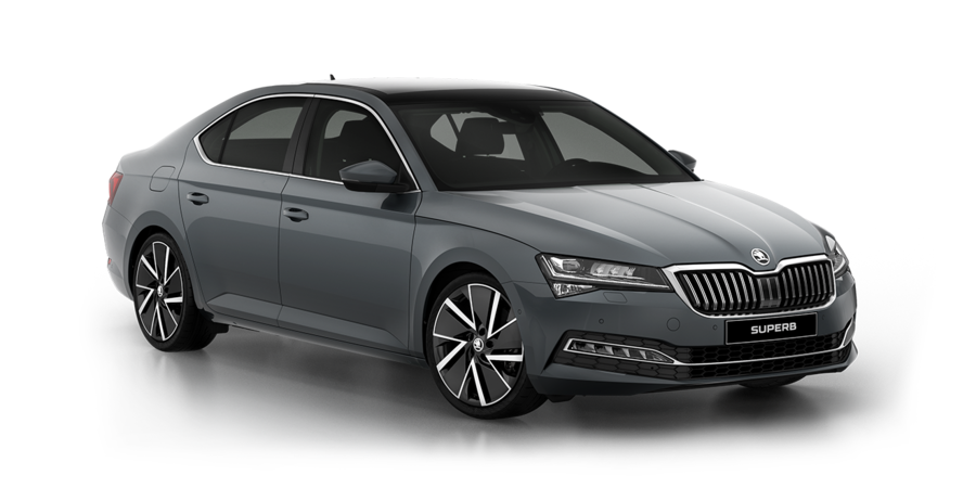 Прокат Skoda NEW SUPERB L&K 2020