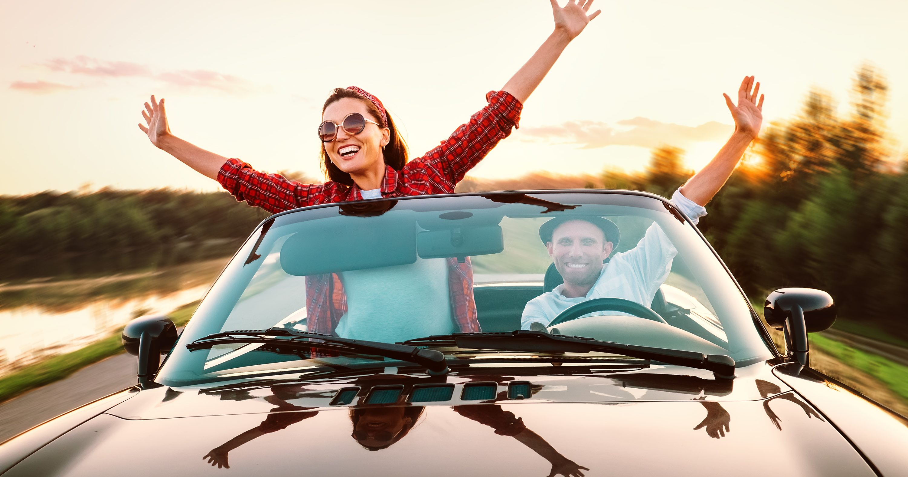 What you need to rent a car abroad